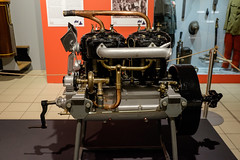 NW type T car engine (1914) (The Adventurous Eye) Tags: car museum t nw engine technical type 1914 muzeum technick technickmuzeum