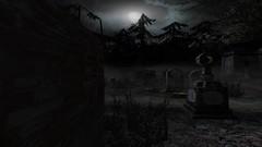 The Mausoleum (obscure.atmosphere) Tags: light friedhof paisajes naturaleza moon game abandoned halloween nature cemetery graveyard night clouds forest lune dark landscape mond noche weird scary mood place darkness nacht sinister empty natur selva wolken atmosphere eerie luna creepy spooky bosque lumiere horror paysage region landschaft  wald nuit foret atmosphre atmospheric dunkel verlassen obscure  dunkelheit  horreur  ligero     naturista  gruselig siniestro unheimlich  terrifiant horripilante     atmosphrisch