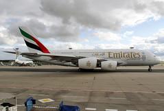 Emirates Airbus A380-861 A6-EOA FRA 17-10-14 (Axel J.  Aviation Photography) Tags: airport frankfurt aircraft aviation emirates airline airbus a380 flughafen flugzeug aeropuerto flugplatz fra avion airfield aviao aviones vliegtuig fraport aviacin luftfahrt luchthaven rheinmain fluggesellschaft a6eoa