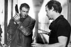 Blade Runner (1982) Behind the Scenes - 2000 (Museum of Cinema) Tags: cinema film movie 1982 bladerunner harrisonford ridleyscott ontheset scifi director behindthescenes filmmaking filmmaker onset