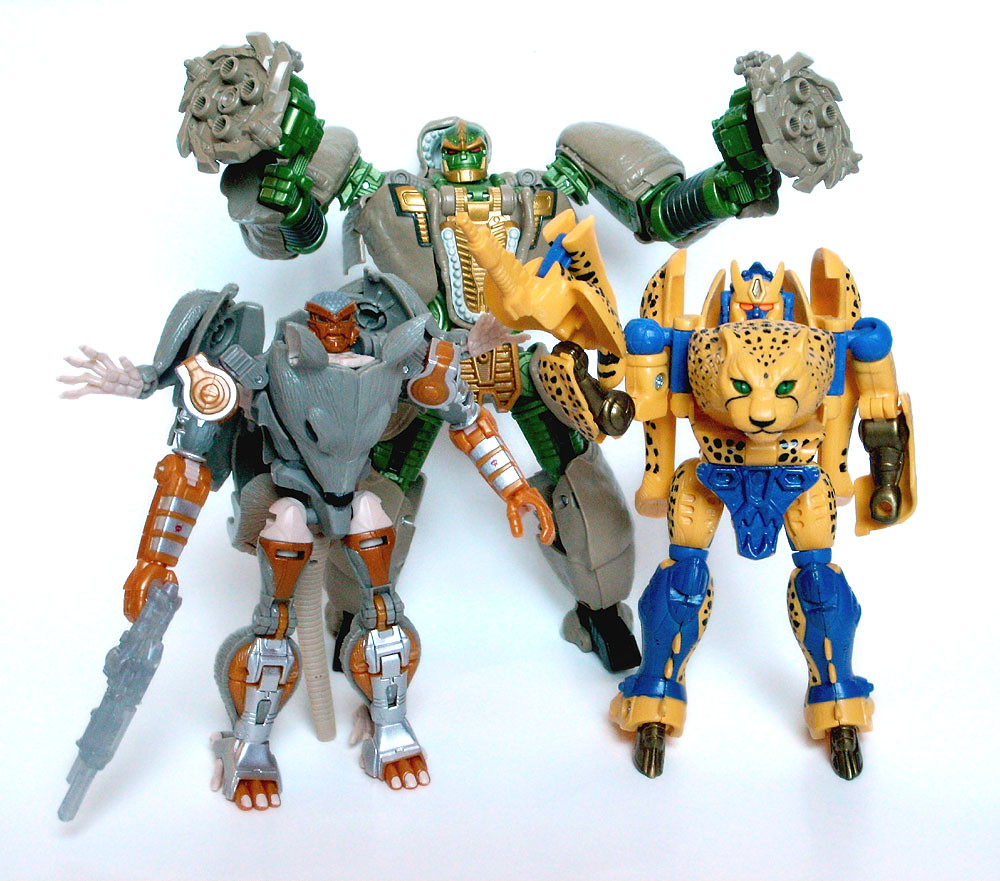 Beast Wars Transmetals Optimus Primal The World's Best Photo...