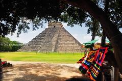 Colores de Mexico (Arenamarysol Photography) Tags: yucatan chichenitza mexique rivieramaya mayanculture sitioarqueologico arenamarysol
