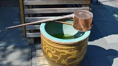Bonsai Watering Can (pjpink) Tags: summer museum washingtondc dc washington arboretum september bonsai 2014 nationalarboretum penjing pjpink