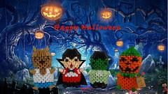 Happy Halloween Origami 3d (Samuel Sfa87) Tags: halloween werewolf pumpkin origami mr vampire crafts pumpkins craft dracula block artisan folding papercraft dracul frankestein lupi arteempapel mannaro mannari blockfolding werwulf origami3d arteconlacarta lobishomen