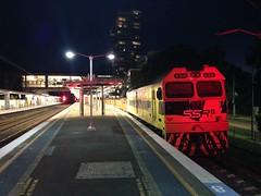 Spoil train Rhodes (highplains68) Tags: car australia nsw newsouthwales aus