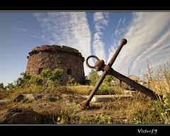 Portoscuso (sirVictor59) Tags: sardegna nikon sardinia torre ancora sulcis sirvictor59 potoscuso