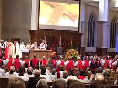 Archbishop Foley Investiture