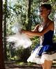 Powder in sunlight (saramichellepack) Tags: model florida jacksonville babypowder balletdancer bluecypress sonya77ii