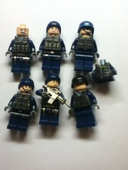 British Faction WIP (~J2J~) Tags: blue modern dark soldier lego british warfare faction brickarms originalfilter uploaded:by=flickrmobile flickriosapp:filter=original
