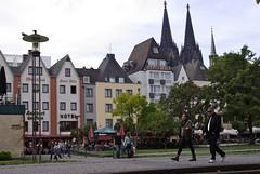 Am Rhein/On The Rhine (frankbehrens) Tags: cologne kln rhine rhein rheinland