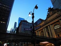 New York City 2013 (davesquare74) Tags: newyorkcity newyork nikon manhattan midtown trainstation grandcentral parkavenue east42st