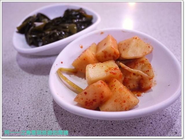 捷運行天宮站美食韓劇韓式料理東輝韓食館土豆豬骨湯銅板烤肉image013
