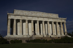 Lincoln Monument (hans905) Tags: usa washingtondc dc washington unitedstates lincolnmonument nationalmall canoneos7d tamronsp2470mmf28divcusd