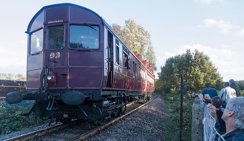 Steam railmotor 93