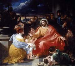 The Gospel of St. Luke 18 15-17 Jesus blesses children - Amgad Ellia 05 (Amgad Ellia) Tags: st children jesus luke 18 gospel amgad ellia the 1517 blesses