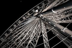 Niagara Sky Wheel (Sandra Lechner) Tags: sky canada wheel night ferris niagara falls