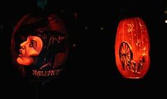 Rise of the Jack O Lanterns (Karol Franks) Tags: ca halloween night losangeles pumpkins creative carving socal lacanada karolfranks hugedisplay riseofthejackolanterns 2014 karolfranksgmailcom