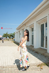 KIMO2370 (攝影瘋咖(Kimora Cheng)) Tags: 比基尼 陽光 沙灘 20141018 黃婕婕