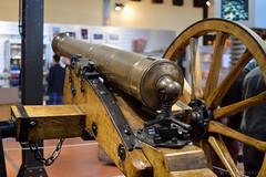Sheffield Town Gun, 1795 (Bri_J) Tags: museum nikon sheffield artillery industrialmuseum kelhamisland d3200 kelhamislandmuseum sheffieldtowngun