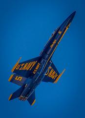 The Blues - Miramar, CA, USA (Slipshod Photog) Tags: california airplane photography flying nikon unitedstates sandiego military navy airshow marines f18 blueangels miramar d7100