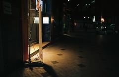 ... (june1777) Tags: street light 2 night t fuji ar superia 28mm snap 400 seoul konica pushed autoreflex f35 xtra hexanon jongro