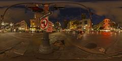 360 Degrees of Canal Street (orebrandonm) Tags: louisiana neworleans