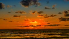Sunset on Mimizan beach - Best of 2014 (K r y s) Tags: topf25 topf50