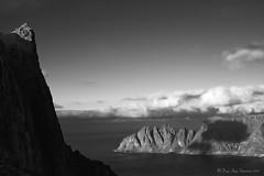 no title (Stenersenfoto) Tags: autumn boy sea seascape mountains male fall norway clouds landscape island nikon senja nikkor50mm oksen borderfx nikond800 husfjellet