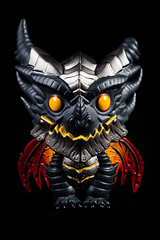Deathwing Pop! Toy [Day 2147] (brianjmatis) Tags: wow toy worldofwarcraft pop warcraft photoaday blizzcon videogame blizzard deathwing project365 cataclysm