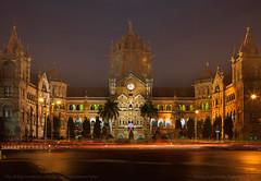 Chatrapati Shivaji Terminus (CST), Mumbai, India