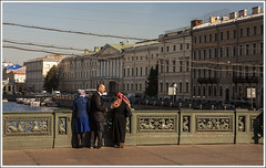 20140918. Russia. St. Petersburg. 3744 (Tiina Gill (busy)) Tags: city travel bridge people russia sanktpetersburg