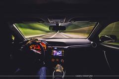 Tunnel Vision. (Caden Crawford) Tags: auto car montana long exposure mt interior tunnel automotive tattoos vision tc scion crawford billings caden cadencrawford