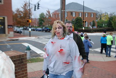 DSC_2739 (Krystal OBrien) Tags: zombie zombies fredericksburg zombiewalk crawlofthedead meanmommyclub