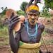 Older Warrior, Mursi Tribe, Ethiopia