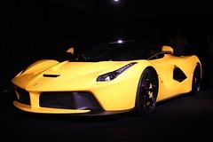 Beautiful Laf (#Rtrphotography) Tags: yellow ferrari enzo gto gt lm speciale 288 f40 f50 gte fxx laferrari