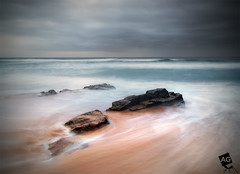 I S w a m O u t T o S e a (AnthonyGinmanPhotography) Tags: seascape flow rocks moody nsw thirroul olympuse620 olympus1122mmf28