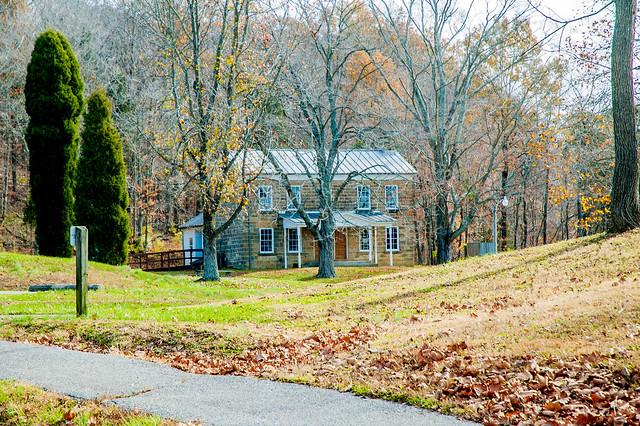 Rickenbaugh House - Indian and Celina Lakes - November 8, 2014