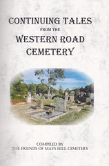 Book - Continuing Tales from the Western Road Cemetery