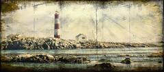 Coming Home (jackaloha2) Tags: lighthouse canada texture water photoshop island bay britishcolumbia victoria textures textured victoriaisland innamoramento texturedlayers texturedlayer magicunicornverybest jackaloha2 photoshopcs5