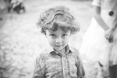Sweet eyes (Sonia Garbelli) Tags: boy portrait bw baby white black beautiful photography kid eyes bn occhi e portraiture bimbo sonia bianco nero bambino garbelli