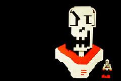Papyrus (Jack Chipman) Tags: lego undertale papyrus