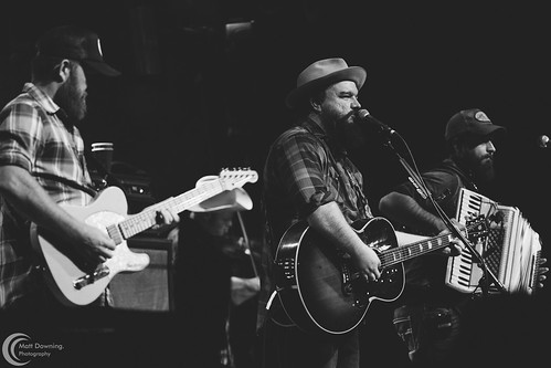 Turnpike Troubadours - November 11, 2016 - Hard Rock Hotel & Casino Sioux City