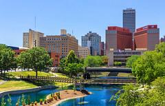 Omaha, Nebraska (Eridony (Instagram: eridony_prime)) Tags: omaha douglascounty nebraska downtown skyline