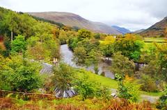 Bridge of Balgie in Glen Lyon (eric robb niven) Tags: ericrobbniven scotland glenlyon bridgeofbalgie autumn landscape perthshire