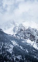 Etched Drama (fotostevia) Tags: grandtetonnationalpark grandtetons snow mountains winter