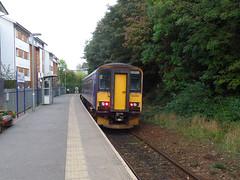 153368 Penryn (Marky7890) Tags: gwr 153368 class153 supersprinter 2f87 penryn railway station cornwall train