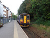 153368 Penryn (Marky7890) Tags: gwr 153368 class153 supersprinter 2f87 penryn railway station cornwall train