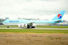 HL7632 at Vancouver 06.10.16 (markh767) Tags: yvr korean air koreanair 747 7478 boeing hl7632