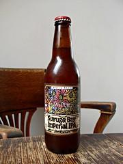 Suruga Bay Imperial IPA (knightbefore_99) Tags: japanese japan bottle ale beer cerveza pivo surugabay imperial ipa india pale baird cool tasty malt hops asian