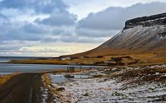 Brimlrhfi (geh2012) Tags: brimlrhfi stin snfellsnes sland iceland fjall mountain sjr sea snjr snow sk cloud gunnareirkur geh gunnareirkurhauksson